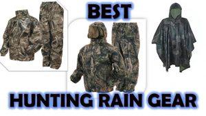 fe162fdb25803 ᐈ Best Hunting Rain Gear in July 2019 Review - Top Models