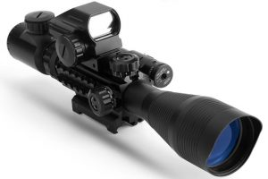 ar scope coyote hunting ar15 magnification uuq coyotes rifle laser low